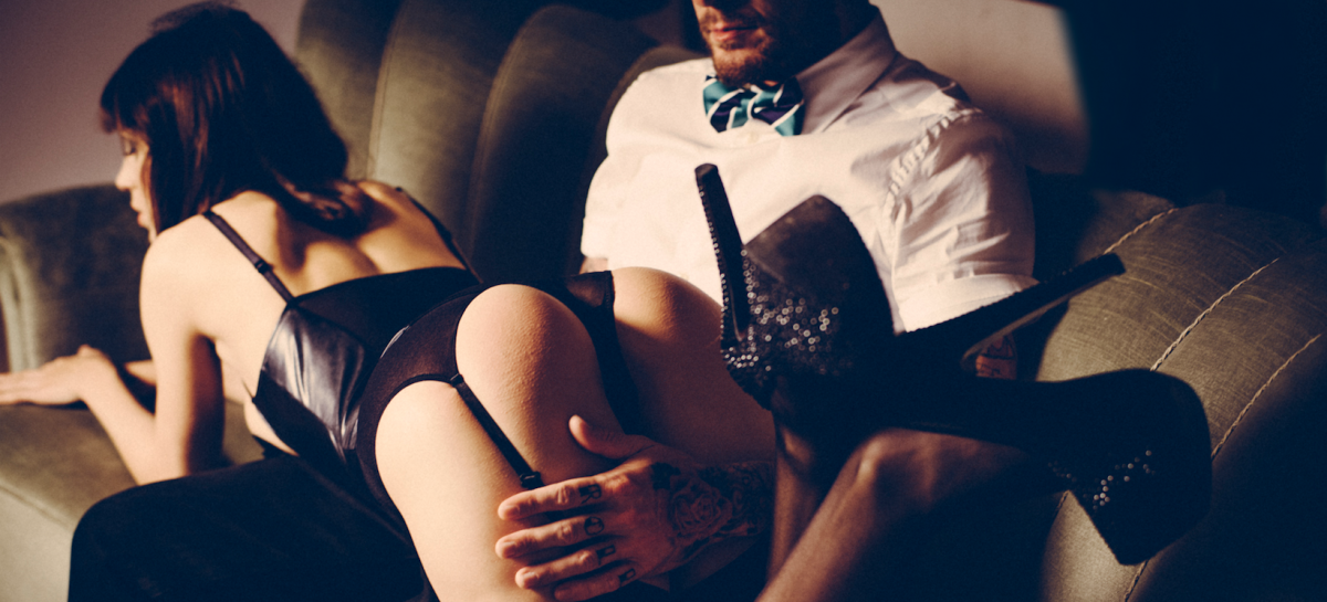 Waarom sommige vrouwen van ruige seks houden