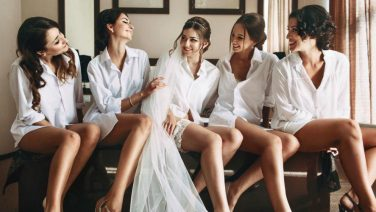 6 tips om het mooiste bruidmeisje te versieren