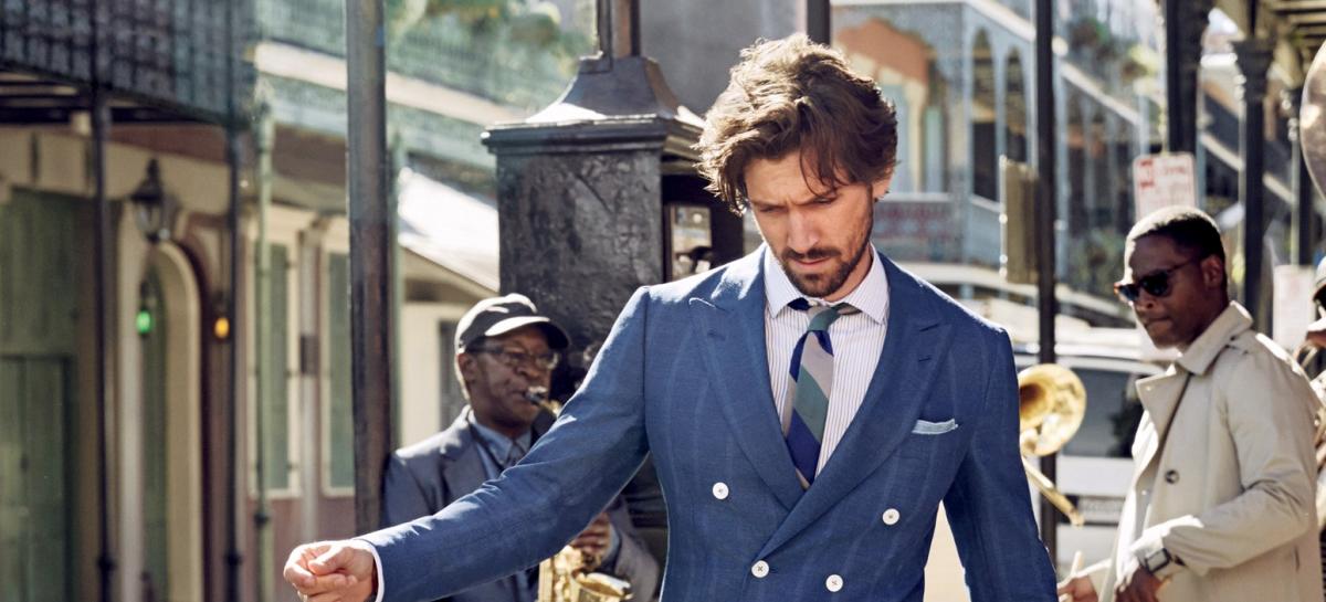 6 fouten die mannen maken met een nieuw pak