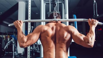 Met deze workout train je een V-shape body