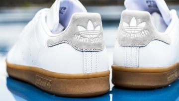 Gum-sole Adidas Stan Smith