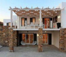 Leef als een Griekse god in deze villa op Mykonos