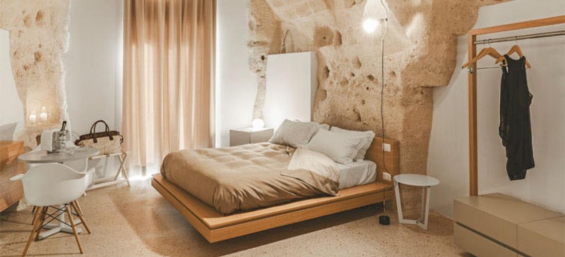 Dit hotel in Italië is de letterlijke vertaling van een mancave