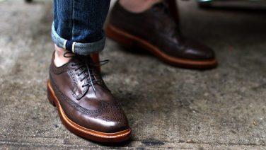 Zo behoud jij de shine van je leren schoenen