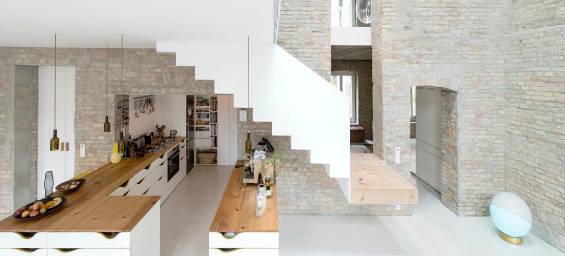 Dit minimalistische appartement in Berlijn is next-level