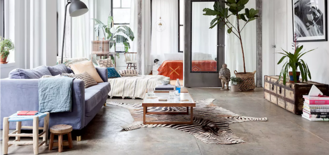 De 10 stijlvolste Airbnb's in New York