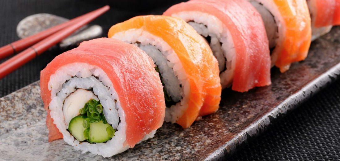 De belangrijkste sushi etiquette: hoe eet je sushi?