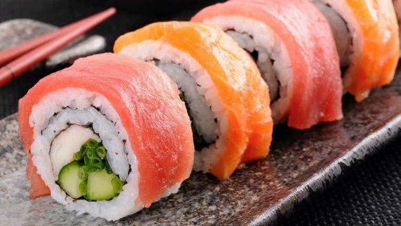 De sushi etiquette waar iedereen zich aan dient houden: hoe eet je sushi?