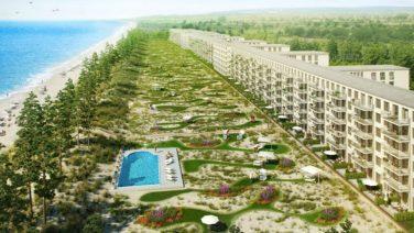 Dit 5km lange Nazi resort krijgt een nieuwe bestemming