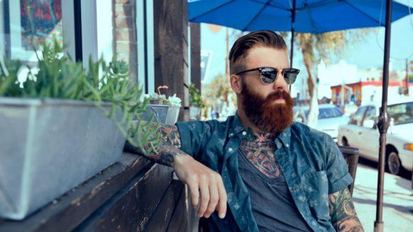 Dit is waarom mannen met bruin of blond haar toch een rode baard hebben