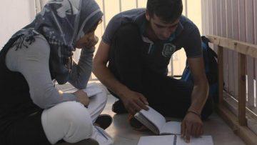 Columnist Jacob Schaap reisde af naar Lesbos en maakte daar deze documentaire