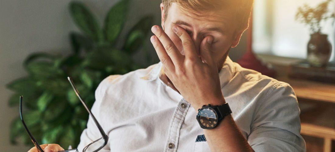 Waarom je nog steeds moe bent na een volle nacht slapen