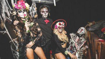 3 vette spots om Halloween te vieren in de hoofdstad
