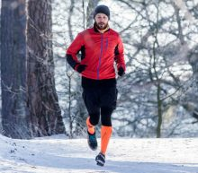 Zes redenen waarom je ook 's winters buiten moet trainen