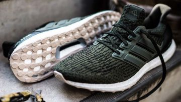 Adidas lanceert de Ultra Boost 3.0 in de colourway 'Hunter Green'