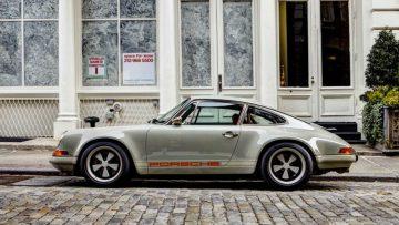 Het pareltje van New York: Porsche 911 Singer
