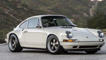 Maak kennis met de Porsche 911 Singer Miami