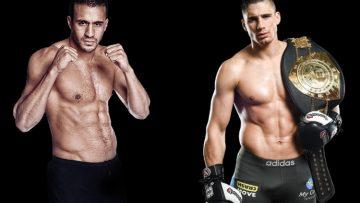 Statistieken voor het kickboksgevecht: Rico Verhoeven vs. Badr Hari