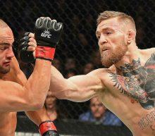 Conor McGregor wint van Eddie Alvarez met een knock-out
