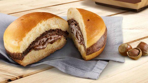 McDonald's komt met de Nutella burger