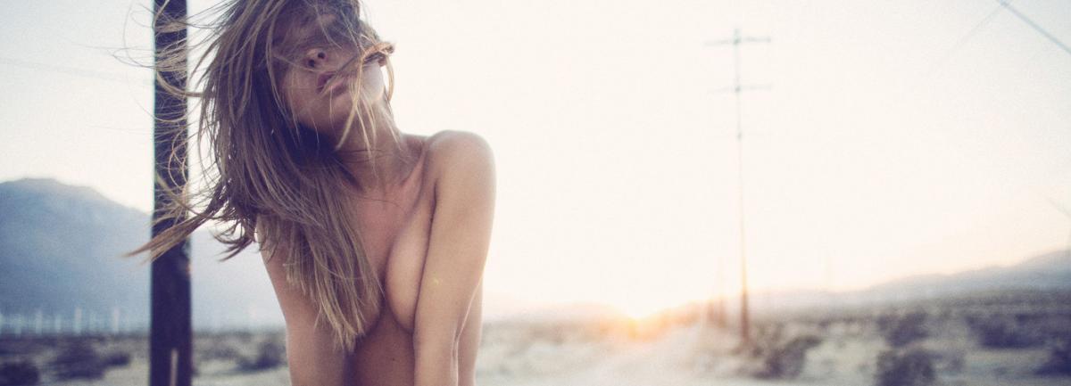 Hot: Belgische brunette Marisa Papen (NSFW)