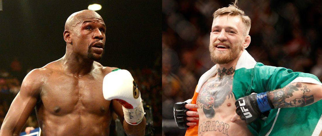 Conor McGregor daagt Floyd uit voor $100 miljoen