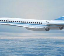 Richard Branson ontwikkelt snelste passagiersvliegtuig tot nu toe