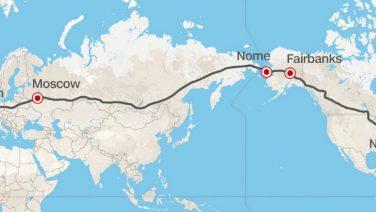 Over 13 jaar rijdt er een trein van Nederland naar New York