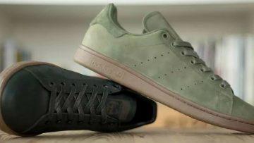 De Adidas Stan Smith Winterised met gum sole is een absolute knaller