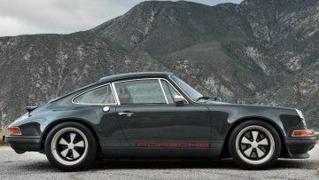 Singer verbaast ons wederom met deze stijlvolle Porsche Singer 911
