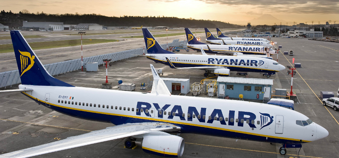 Ryanair gaat vliegen over 5 jaar gratis maken. Let's go!