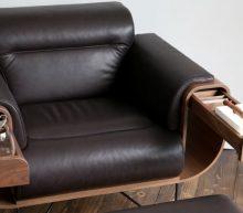 De ultieme stoel voor de sigaar en whisky liefhebber