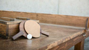 De ultieme pingpongtafel voor op kantoor of in je mancave