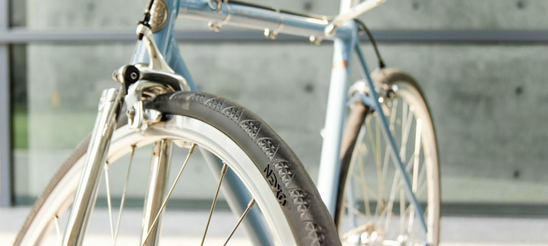 Met deze fietsbanden heb je nooit meer een lekke band