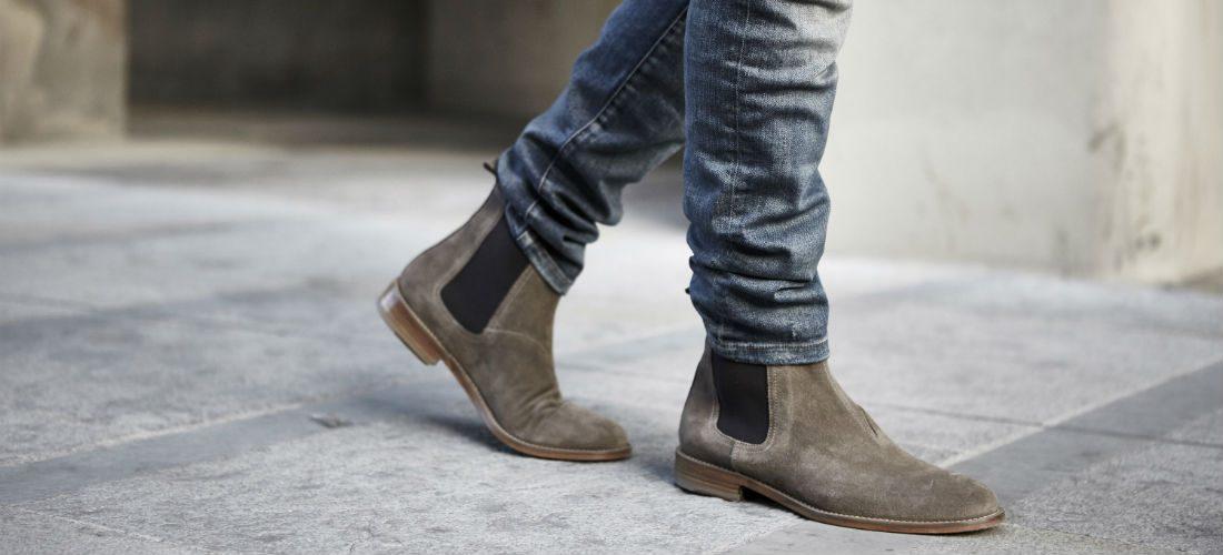 Shoetimeonline.nl | Heren enkellaarsjes, enkellaarzen heren