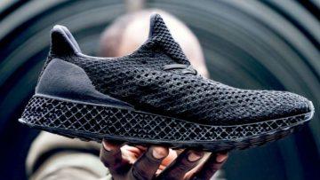 separation shoes 27b4e 22567 Adidas dropt de eerste 3D geprinte sneaker ooit ...
