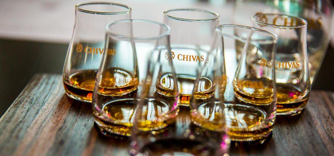 5 bijzondere single malt whisky's komen samen in deze speciale fles