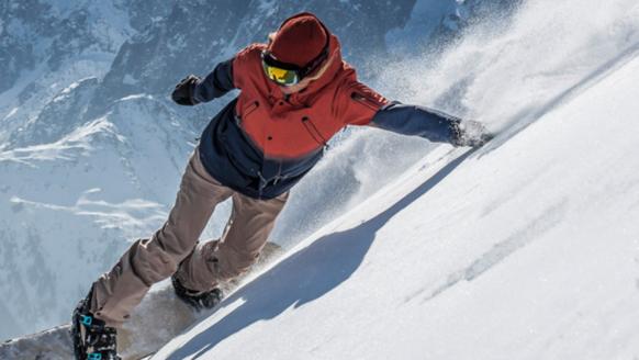 Word wintersport-klaar met deze brute ski en snowboard film