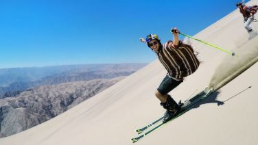 Skiën? Vergeet de Alpen en reis af naar Peru