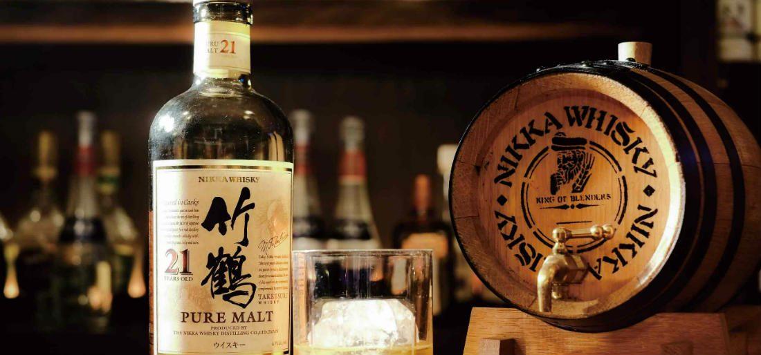 5 heerlijke Japanse whisky's