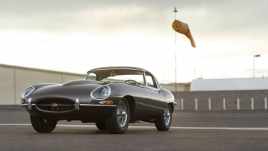 Het mooiste uit 1965: de Jaguar E-type