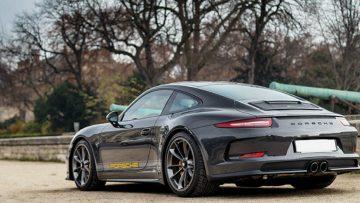 Deze unieke Porsche 911 R is een eerbetoon aan Steve McQueen