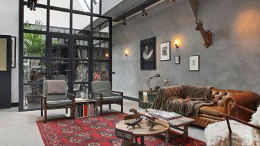 Kijk binnen bij de stijlvolste loft van Amsterdam
