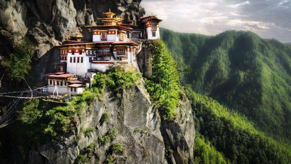 De meest indrukwekkende tempels over de hele wereld