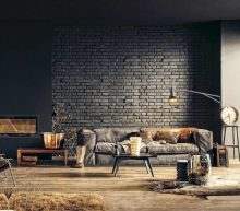 Inspiratie: een bakstenen muur geeft je woning de ultieme loft-uitstraling