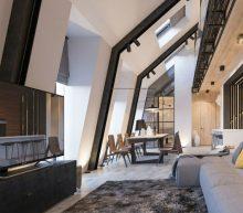 Droomhuis materiaal: grote, open ruimtes en natuurlijke materialen