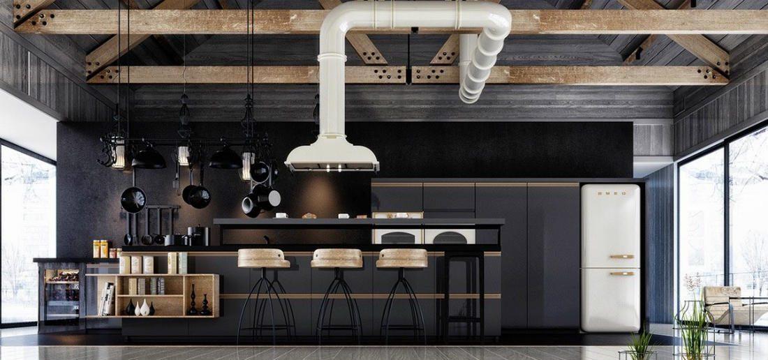 Een zwarte keuken: stoer, mannelijk en bijzonder stijlvol | MAN MAN