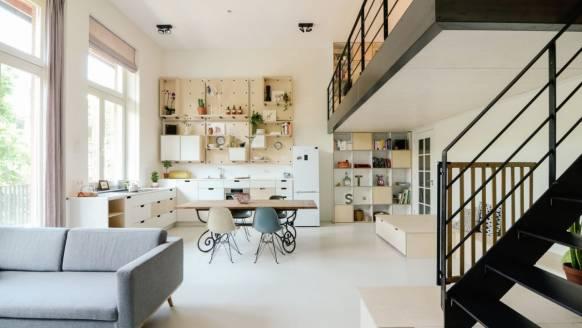 Jouw droomhuis in een Amsterdamse basisschool