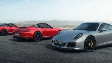 Maak kennis met de nieuwe Porsche 911 GTS