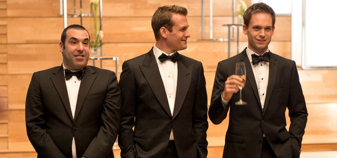 Trailer Suits: 25 januari start het vervolg van seizoen 6